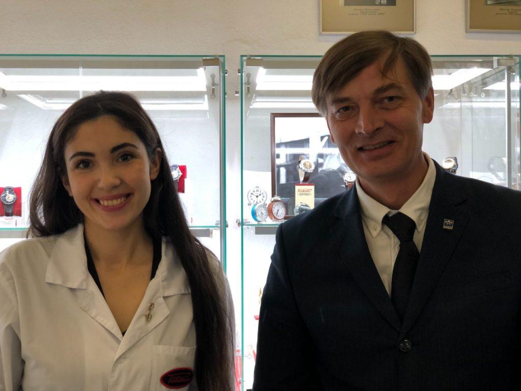 Ekaterina et Anatoly