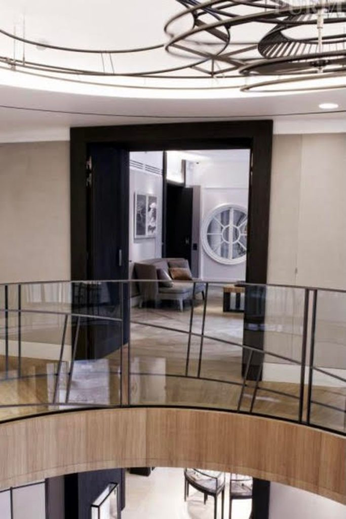 La superbe boutique Jaeger-LeCoultre de la place Vendôme à Paris