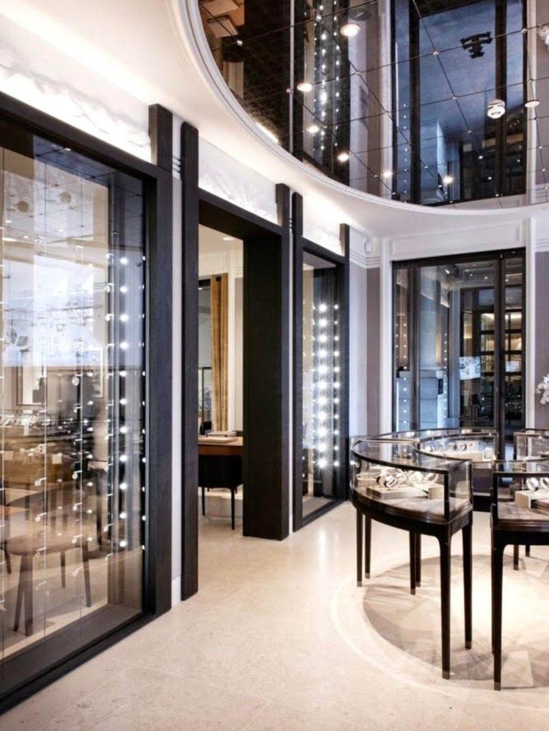 Boutique Jaeger-LeCoultre Paris Vendôme