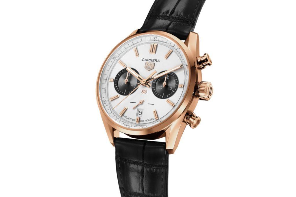 Chronographe Carrera série limitée anniversaire