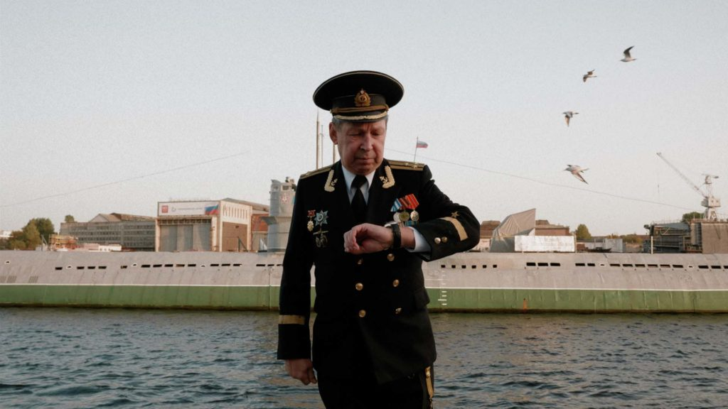 Valery Dyakonov, premier Commandant du Leopard 24