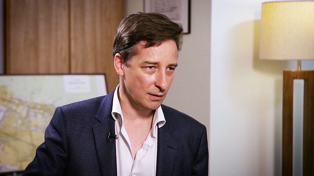 David Henderson-Stewart, CEO Raketa