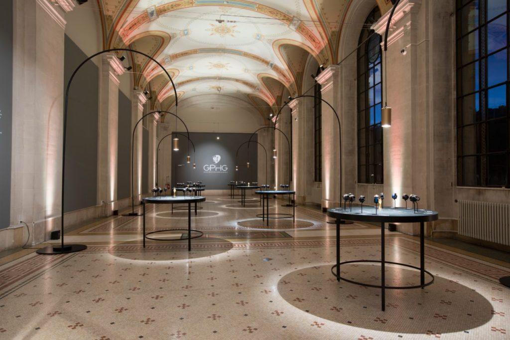 Exposition des montres à Genève
