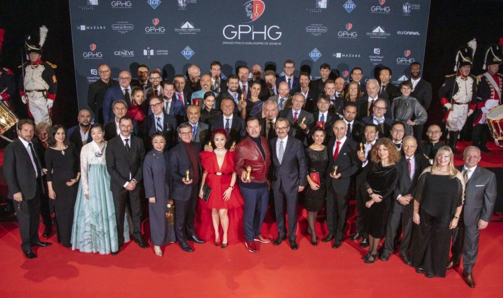 Les lauréats 2019 du GPHG