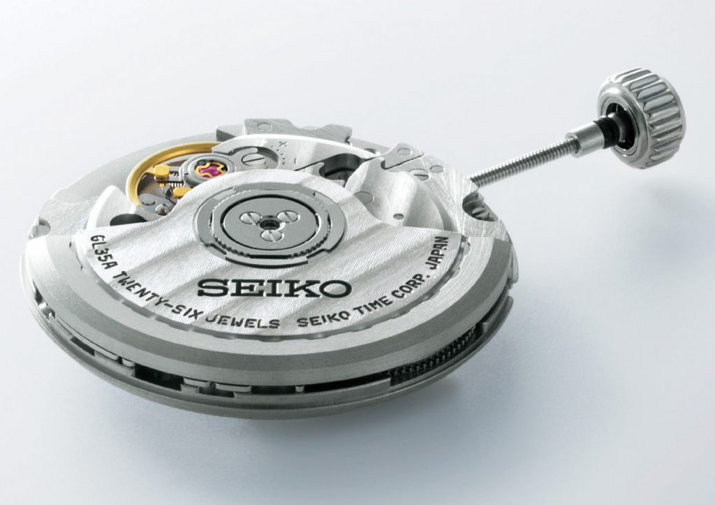 Le calibre automatique 6L35