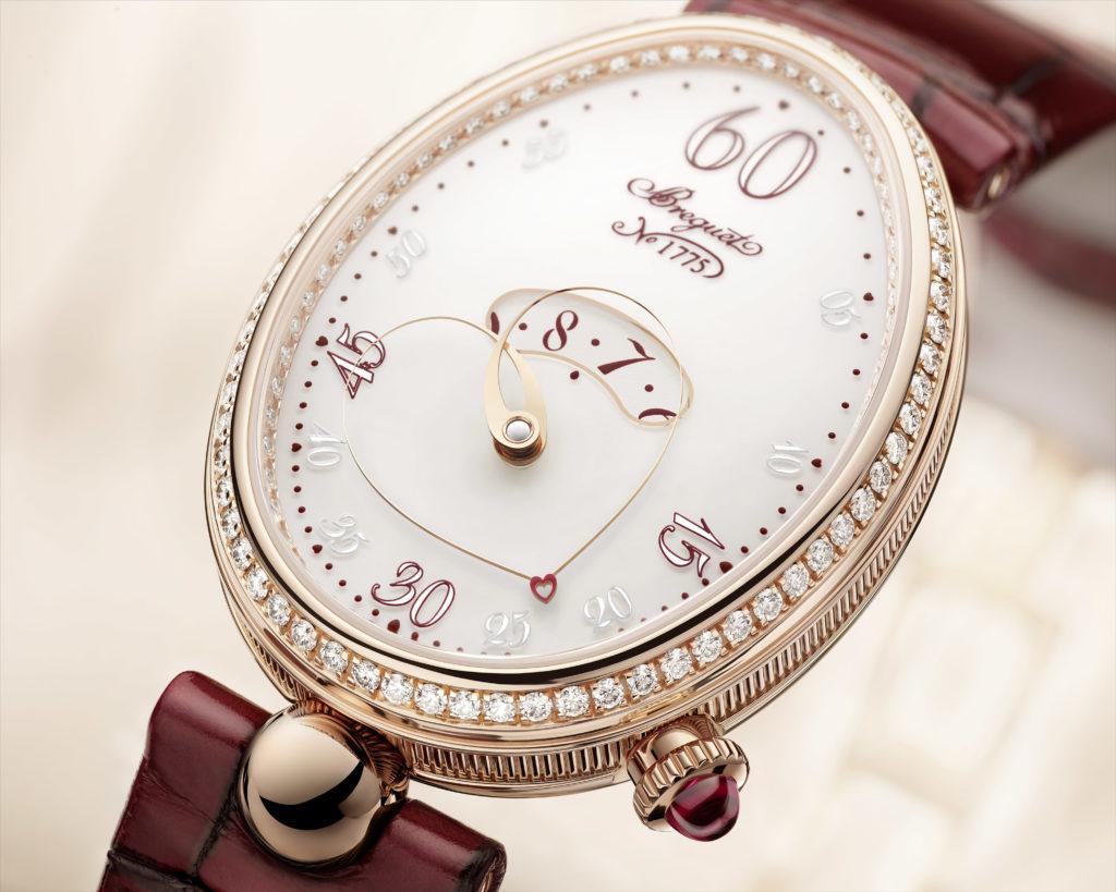 Breguet Reine de Naples, la plus amoureuse des montres pour dames.