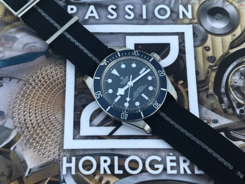 Tudor BB 58 Navy Blue