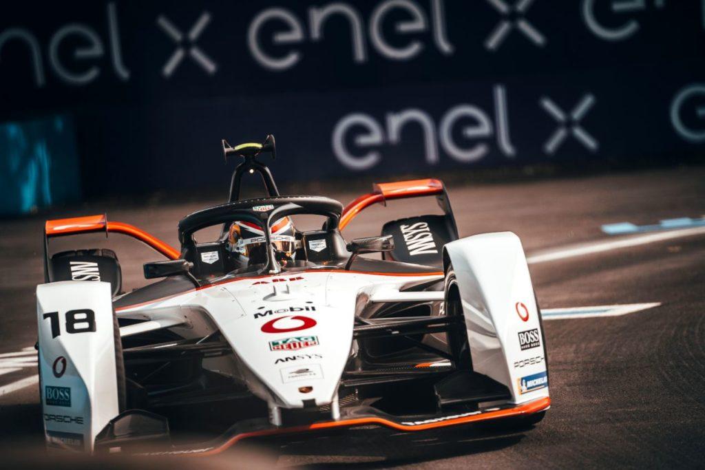 Porsche et TAG Heuer en Formule E
