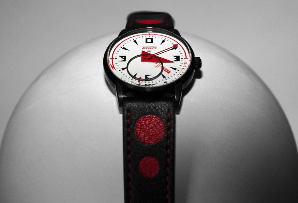 Une montre singulière, anticonformiste.