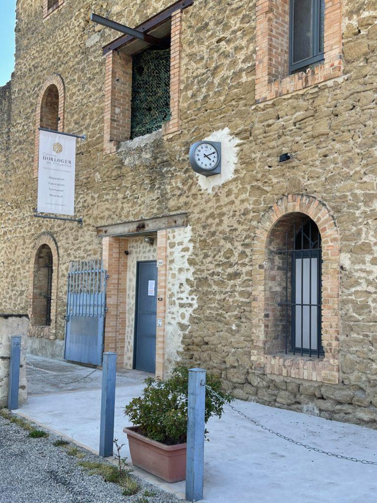 Le Centre Horloger de Provence, une adresse bientôt incontournable !