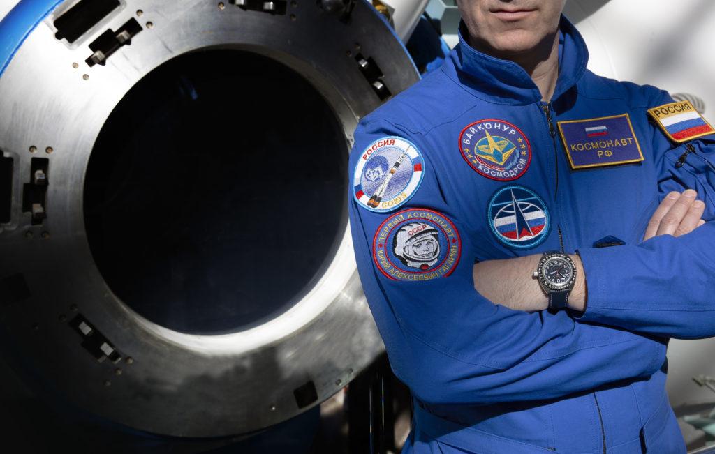 Baïkonour, la montre des cosmonautes !