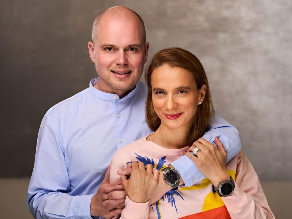 Melissa et Edouard Genton