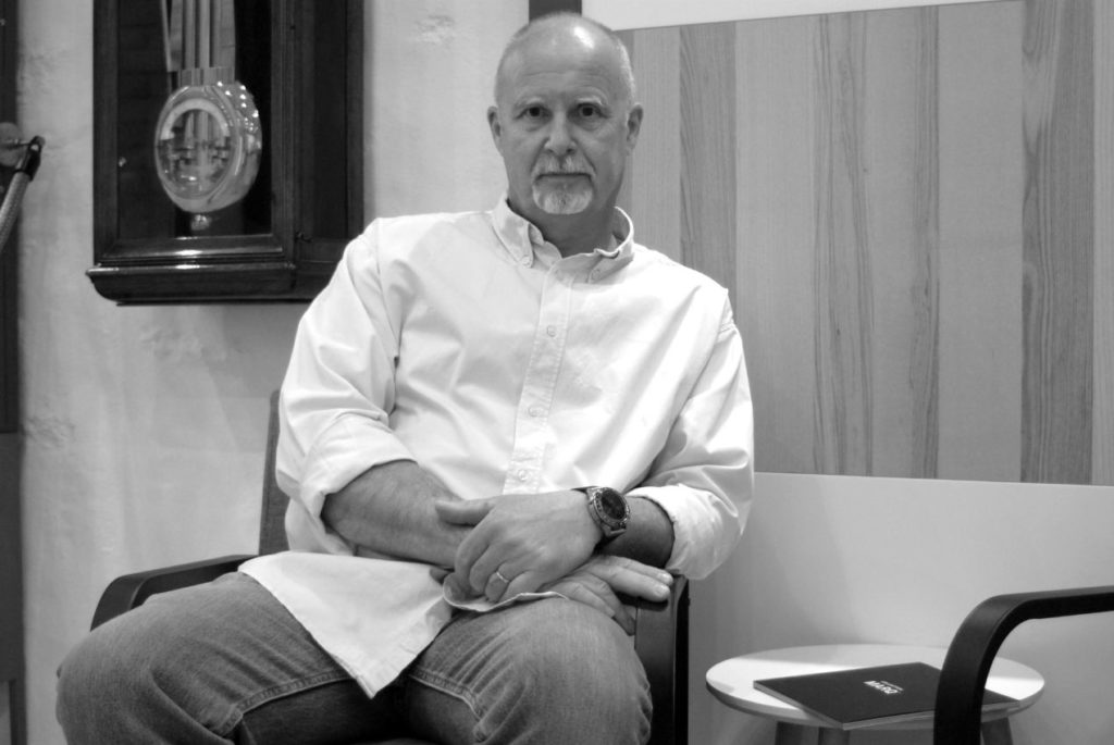 Roy Baierlein, fondateur du Centre Horloger de Provence