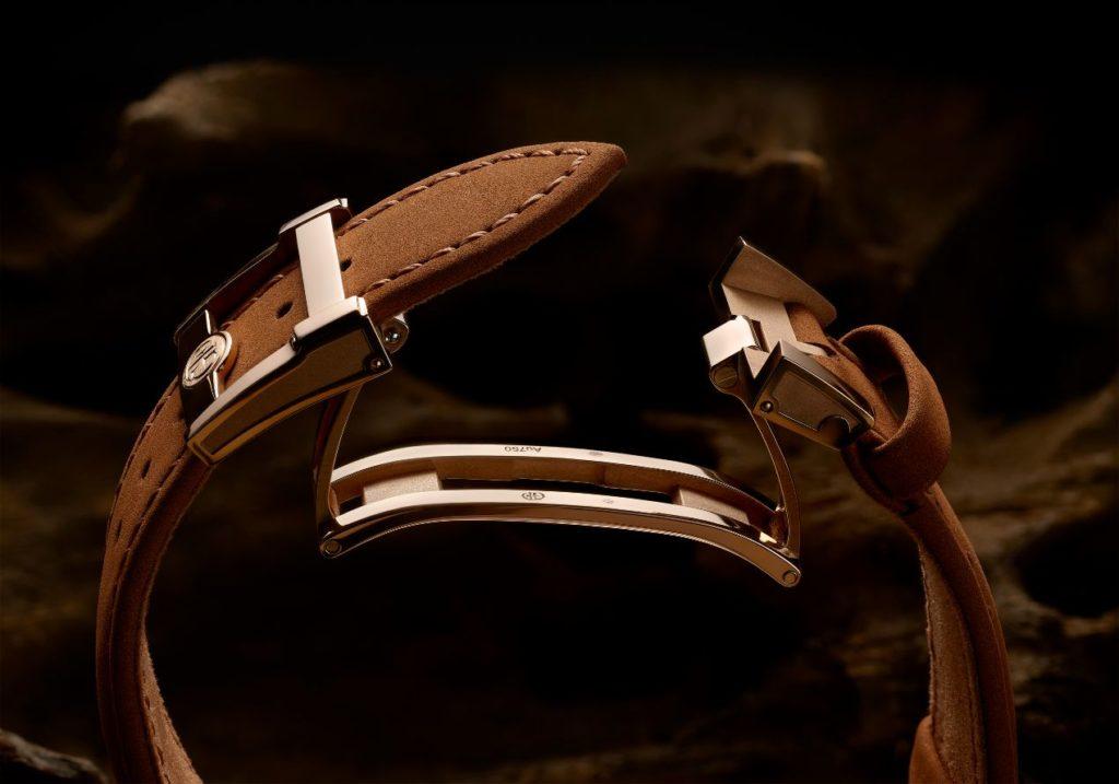 Greubel Forsey s'engage à ne proposer que des bracelets d'origine végétale à partir de 2022