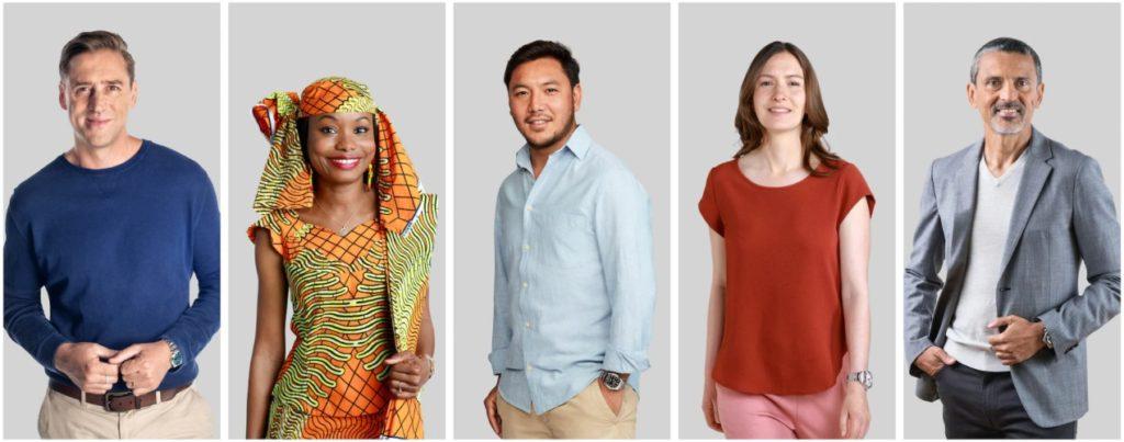 Les cinq lauréats du Prix d'Entreprise Rolex 2021