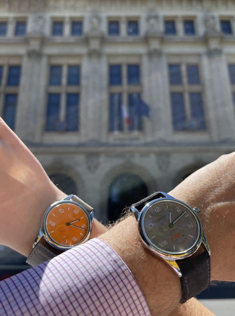 Deux nouveautés pour célébrer une entrée à la Sorbonne !