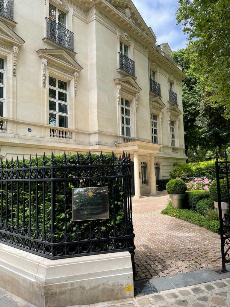 Le siège de Tudor France, à Paris !
