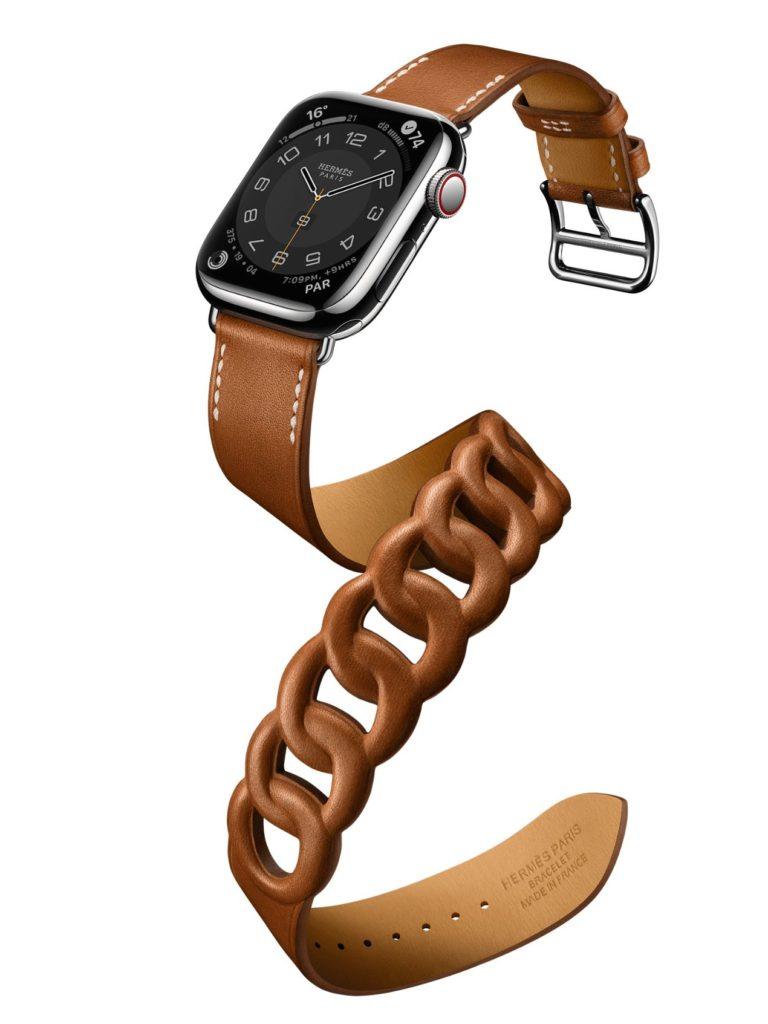 Un nouveau bracelet original pour un style toujours plus luxueux.
