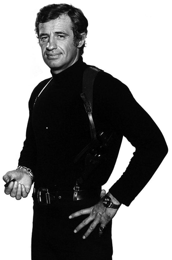 Jean-Paul Belmondo, meilleur ambassadeur du Sport-Chic !