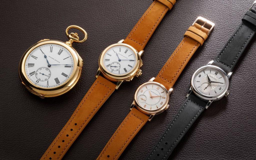 La collection de montres Philippe Dufour mise en vente