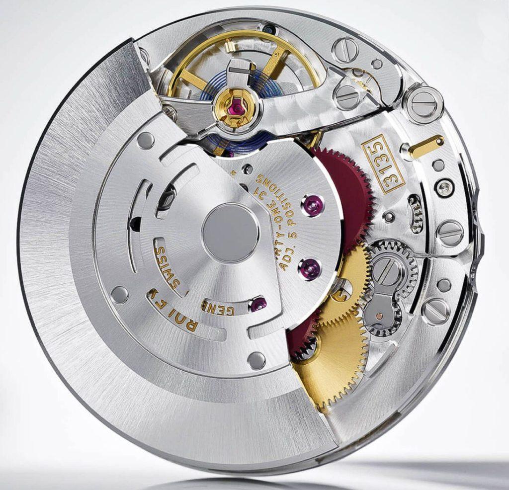 Les mouvements Rolex sont réputés comme étant parmi les meilleurs du monde !