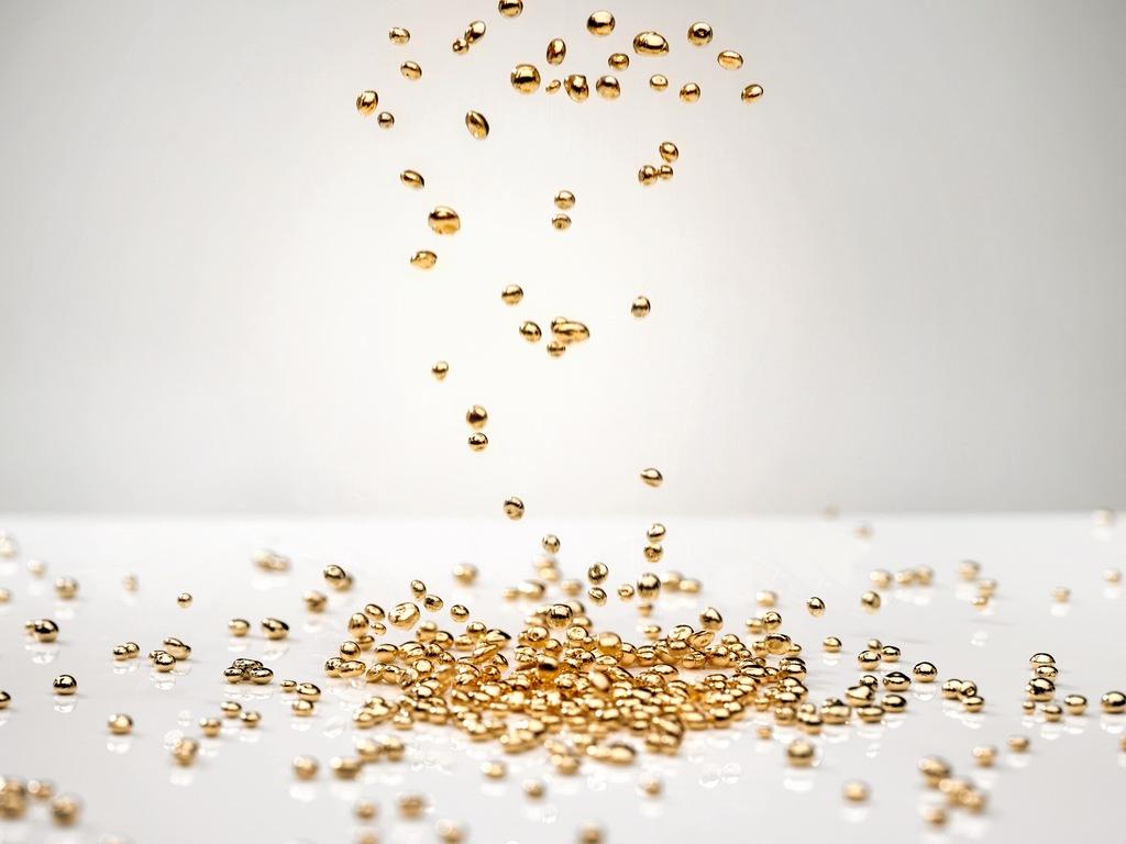 L'or Rolex, fondu en interne