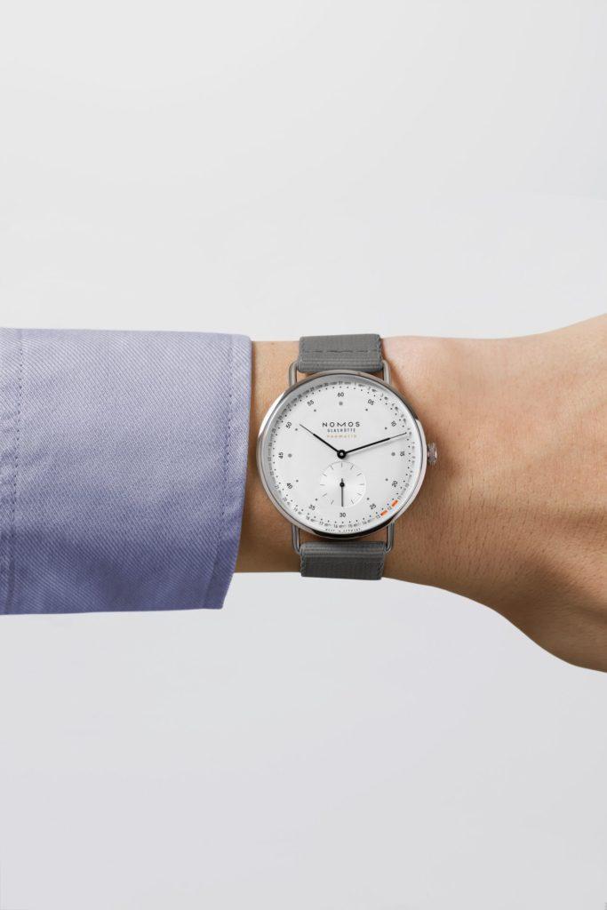 Le minimalisme utile selon Nomos Glashütte