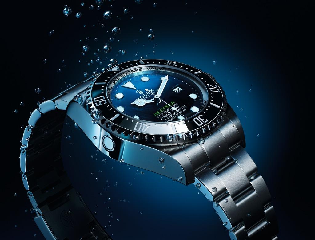 Rolex Sea-Dweller Deepsea, la montre des abysses.