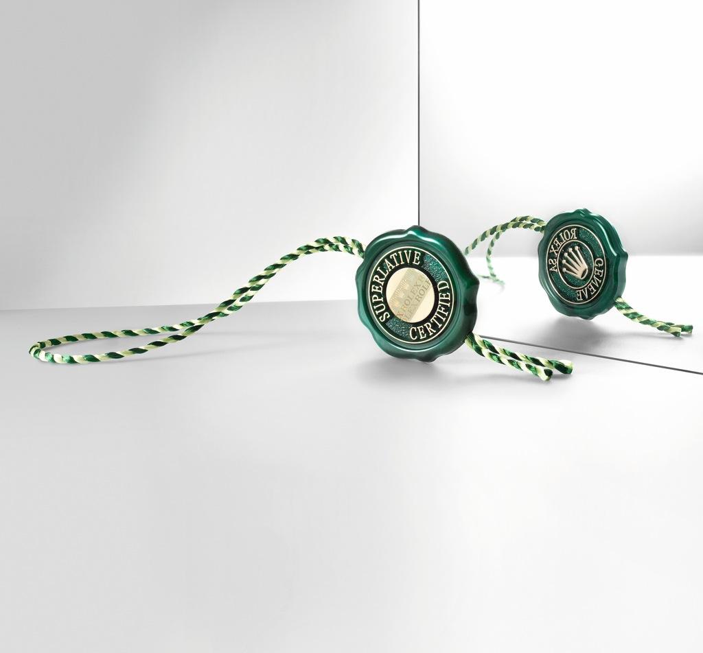 Rolex, Superlative Chronometer, Officially Certified...