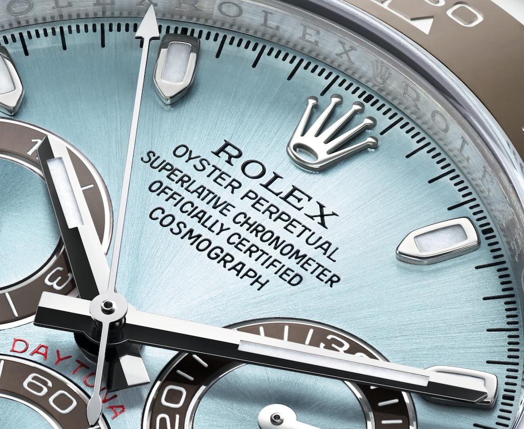 Symbole de l'excellence, le Chronographe Daytona de Rolex !